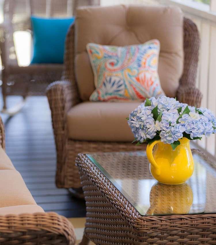 Carolina Pottery Outdoor Furniture Home Decor