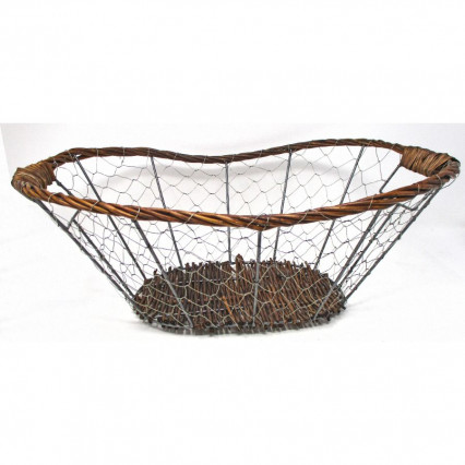 Willow Wire Basket