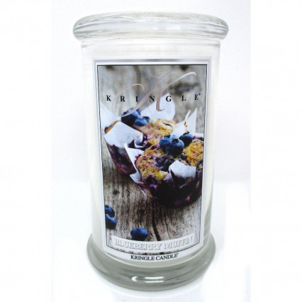 Blueberry Muffin 22oz Jar Candle