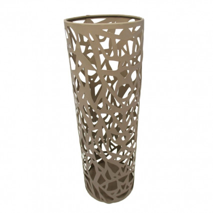 Metal Candle Holder 12""