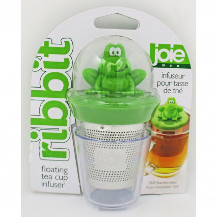 Ribbit Frog Floating Tea Cup Infuser by Joie