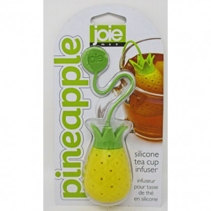 Pineapple Silicone Tea Cup Infuser by Joie