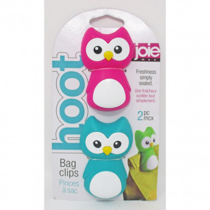 Hoot Owl Bag Clips by Joie