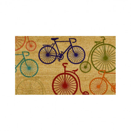 Bicycles Doormat