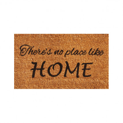 No Place Like Home Doormat - 2' x 3'