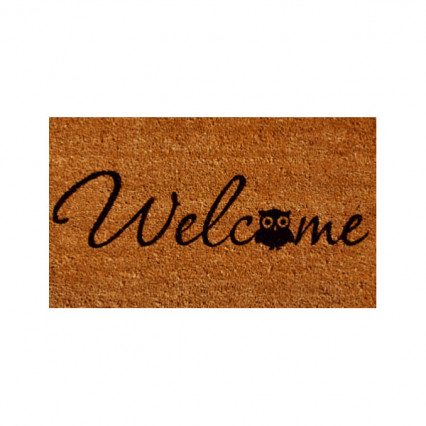 Barn Owl Welcome Doormat