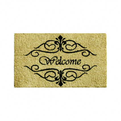 Classic Welcome Doormat - 2' x 3'