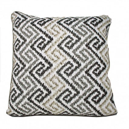 Alburn Smoke Accent Throw Pillow