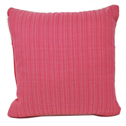 "17"" La Playa Azalea Indoor Outdoor Accent Throw Pillow"
