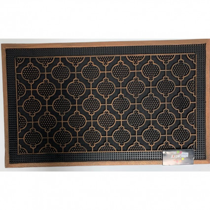 Rubber Tile Doormat