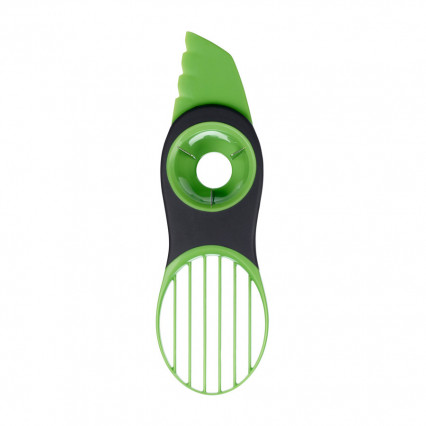 OXO Softworks 3-in-1 Avocado Slicer - Green