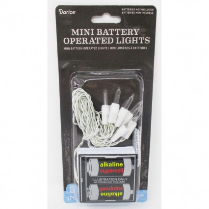 Mini Battery Operated Lights