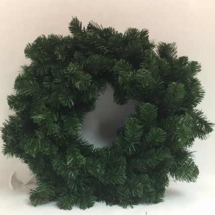 "Allstate YWW724-GR Windsor Pine 24"" Artificial Christmas Wreath"