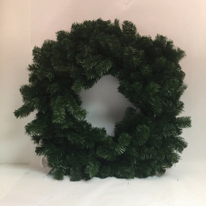 "Allstate YWW730-GR 30"" Deluxe Windsor Pine Artificial Christmas Wreath"