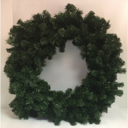 "Allstate YWW736-GR 36"" Deluxe Windsor Pine Artificial Christmas Wreath"