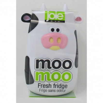 Moo Moo Cow Fresh Fridge Baking Soda Container by Joie