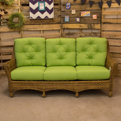 Carolina Antique 3-Seater Sofa by Erwin & Sons