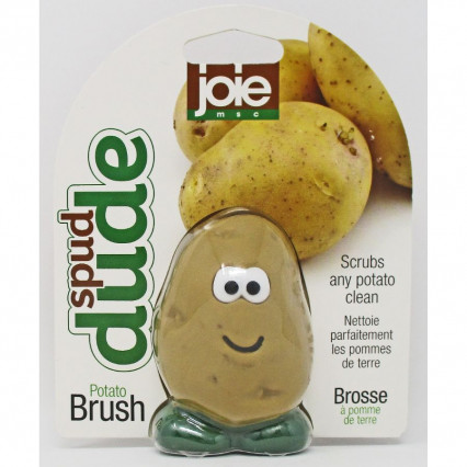 Spud Dude Potato Brush by Joie