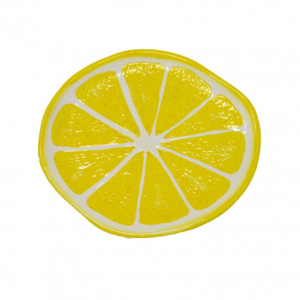Ceramic Lemon Small Plate