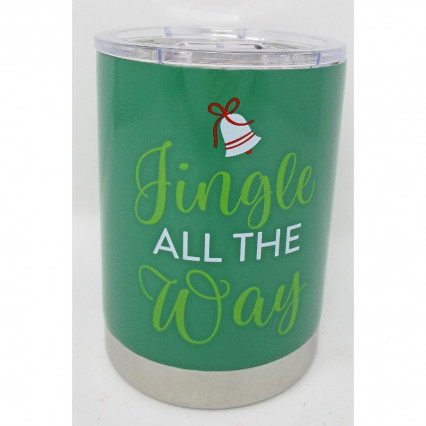Cantini Travel Mug - Jingle All the Way