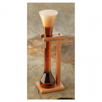 Half Yard of Ale with Stand