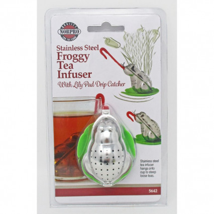 Froggy Tea Infuser - Stainless Steel