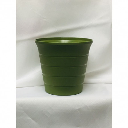 "6"" Planter Olive Green"