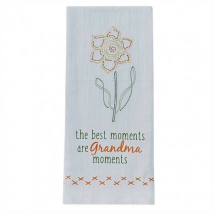 Grandma Moments Dishtowel