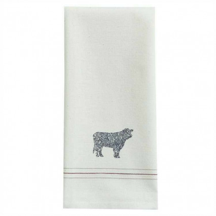 Cow Dishtowel