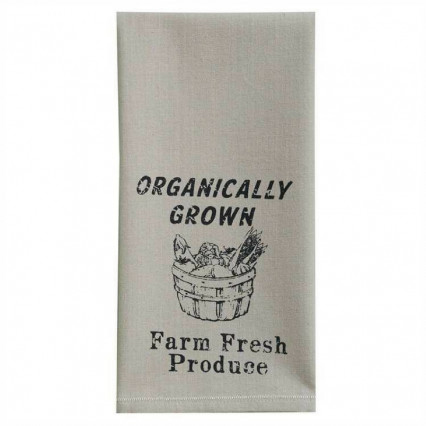Organically Grown Dishtowel