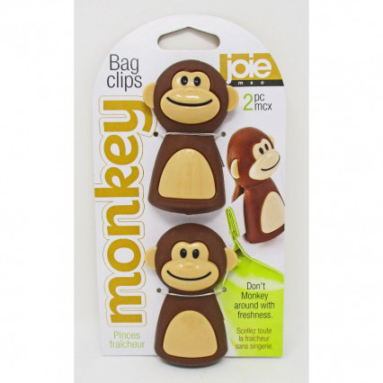 Monkey Bag Clips by Joie