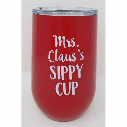 Cantini Travel Mug - Mrs. Claus's Sippy Cup