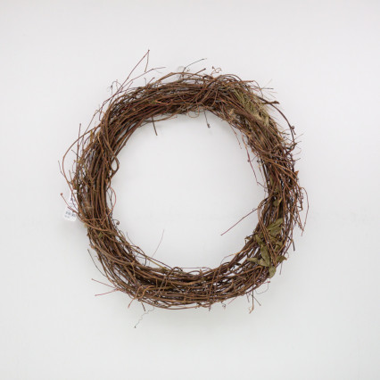 "18"" Grapevine Wreath - Round"
