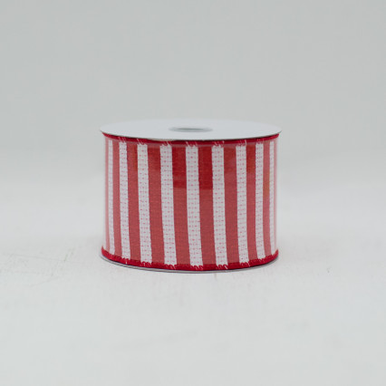 Candy Cane Ribbon- #40