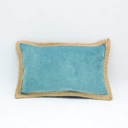 Glitz Lumbar Pillow - Pool