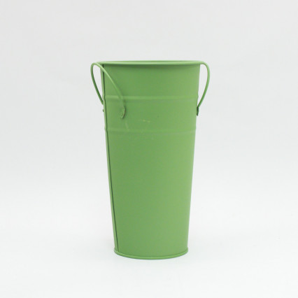 French Bucket - Tall Green