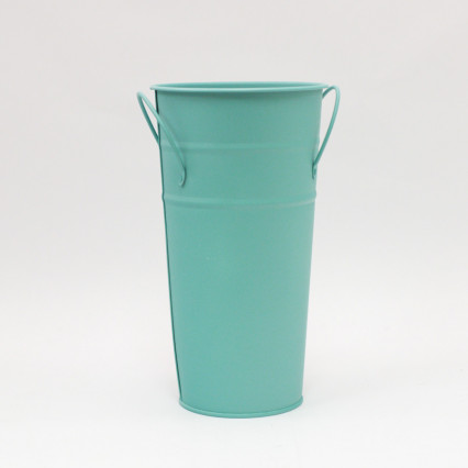 French Bucket - Tall Blue
