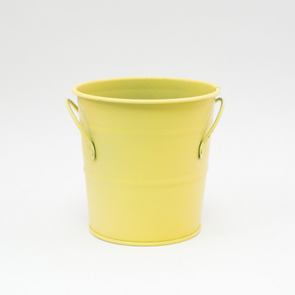 French Bucket - Small Yellow
