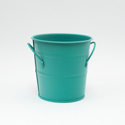 French Bucket - Small Blue