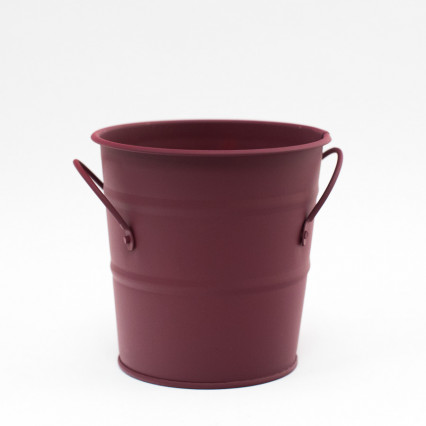 French Bucket - Small Burgundy
