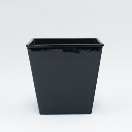 Plastic Planter - Black