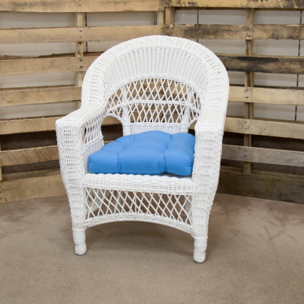 Aruba White Chair