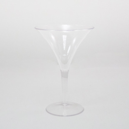 Polycarbonate 8 oz. Martini Glass