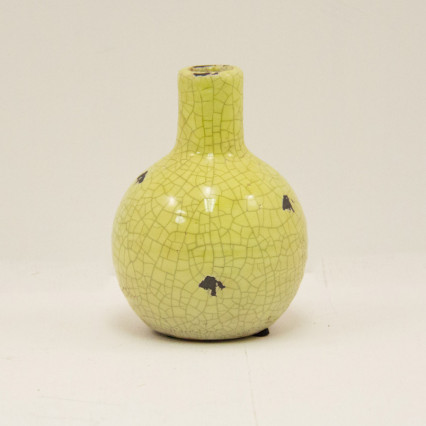 Ceramic Vase - Light Green