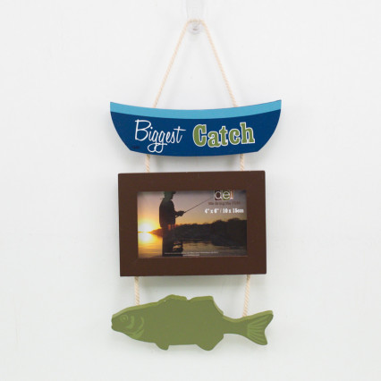 Fish Hanging Frame - Biggest Catch