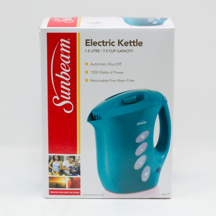Electric Kettle - Teal