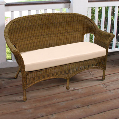 NorthCape Darby Outdoor Wicker Loveseat