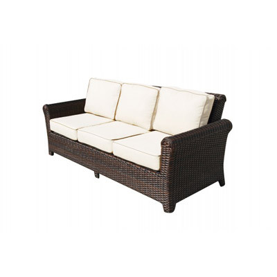 NorthCape Tisdale Outdoor 3-Seater Sofa