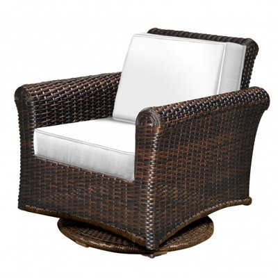 NorthCape Tisdale Swivel Glider Outdoor Chair