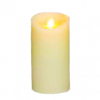 A&B Floral 3x8 LED Candle